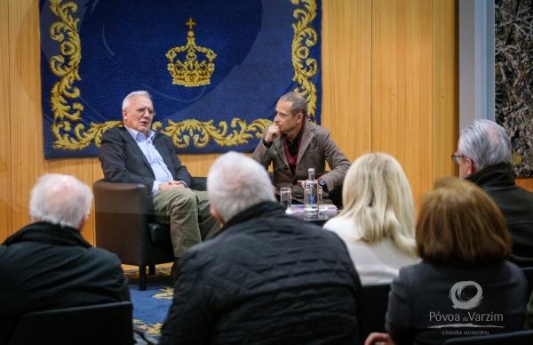 José Viriato Capela em Conversa no Museu