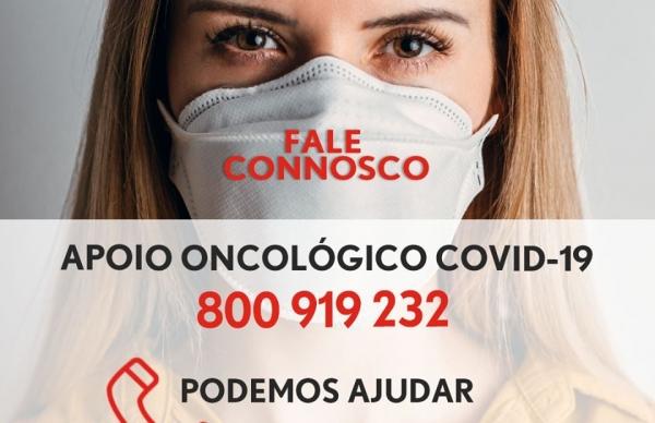 Linha telefónica gratuita para doentes oncológicos da região Norte