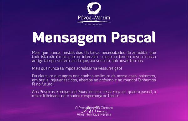 Mensagem Pascal