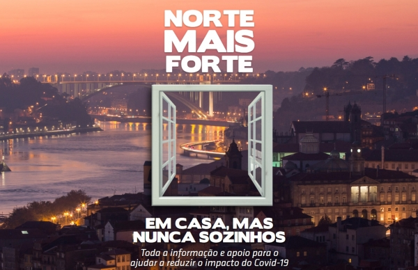 «Norte mais forte»: microsite de apoio para o setor turístico do Porto e Norte