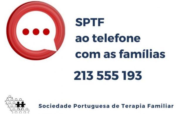 Sociedade Portuguesa de Terapia Familiar cria linha de apoio