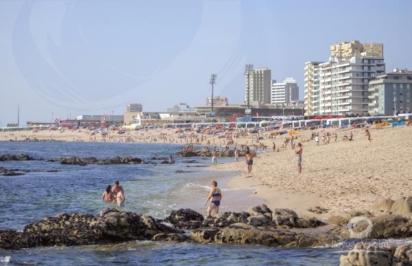 Abertura das praias na Póvoa a 27 Junho, em destaque na RTP e na SIC