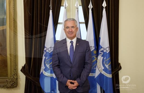 Presidente da Câmara Municipal celebra Dia da Europa