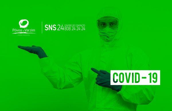 Covid-19 - Informação, conselhos, recomendações