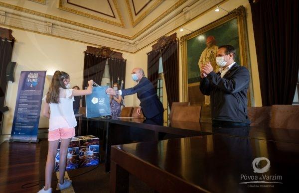 Escola do Século venceu concurso sobre cidadania