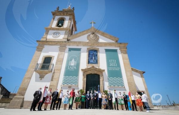 Missa de São Pedro foi o único ato oficial das Festas da Cidade