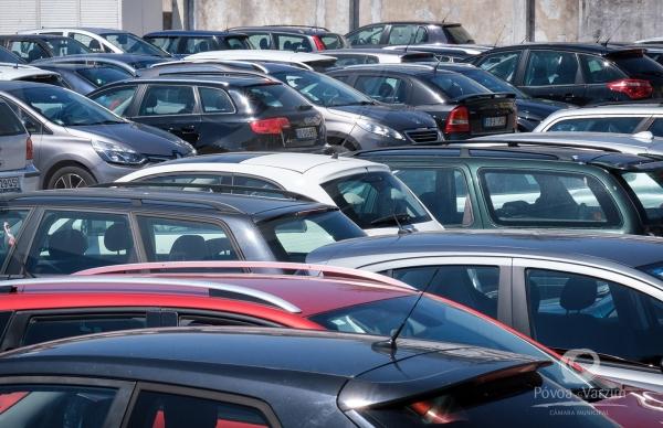 Novas medidas para o estacionamento temporário