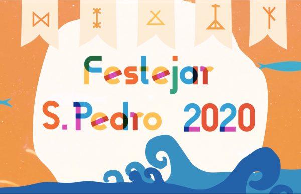 Em versão digital, para celebrar São Pedro com alegria e saúde!
