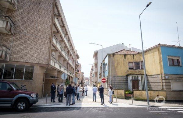 Rua Patrão Sérgio está pronta e aprovada pelos moradores