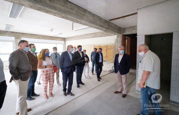 """Presidente da Câmara convida todos os Vereadores para """"visita testemunho"""" a três obras do concelho"""