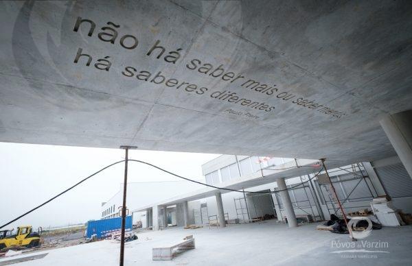 Visita ao Centro Coordenador de Transportes, à Escola EB 2/3 Dr. Flávio Gonçalves e à Escola EB 2/3 de Aver-o-Mar