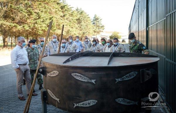 1º aniversário do maior arroz de sardinha do mundo