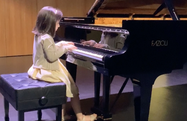 Alunos poveiros em destaque no II Concurso de Piano de Oeiras