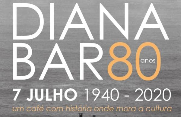 O mítico Diana Bar comemora, hoje, 80 anos de existência.
