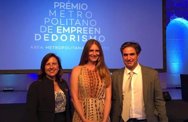Empresa poveira distinguida com Prémio Metropolitano de Empreendedorismo 2019