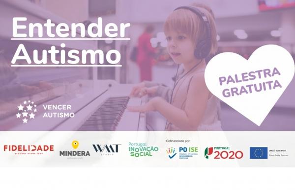 """Entender o Autismo"" – Palestra Gratuita online"