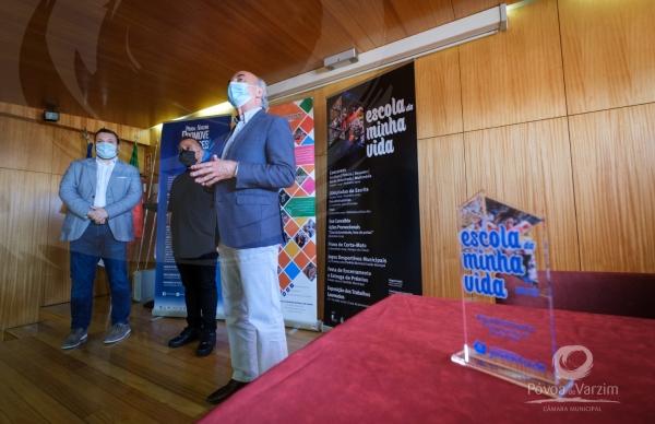 Projeto Escola da Minha Vida premiou alunos vencedores