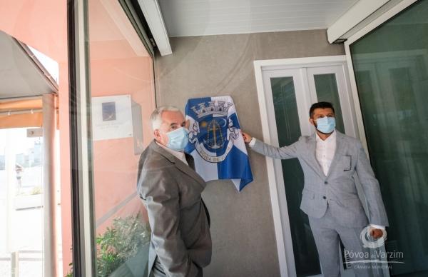 """Presidente saúda remodelação do """"emblemático"""" Grande Hotel da Póvoa"""