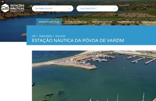 Lançamento de plataforma online para promoção da oferta da Rede das Estações Náuticas de Portugal
