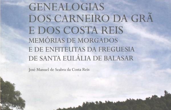 Livro sobre genealogias espelha realidade económica do século XVI