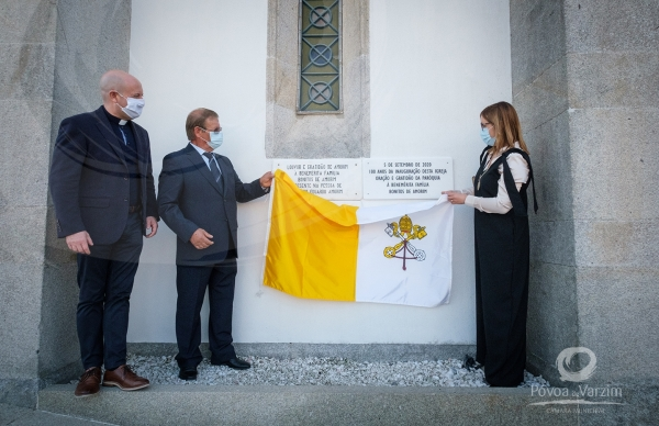 Igreja Nova de Amorim celebrou 100 anos de existência