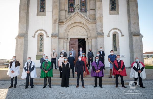 100º Aniversário da Igreja Nova de Amorim