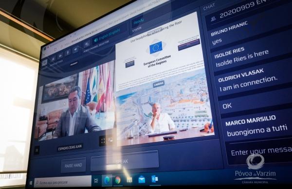 4ª Reunião da Comissão do Ambiente, Alterações Climáticas e Energia (ENVE)
