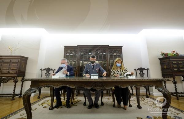 Município da Póvoa de Varzim assina Carta de Compromisso com LIPOR e Escola dos Serviços