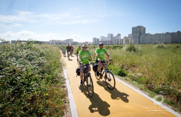 Município disponibiliza via ciclável segura do Parque da Cidade à Marginal