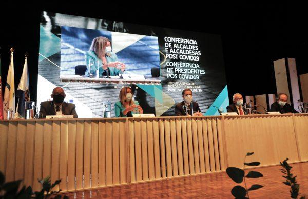 Póvoa de Varzim na Conferência de Presidentes do Eixo Atlântico