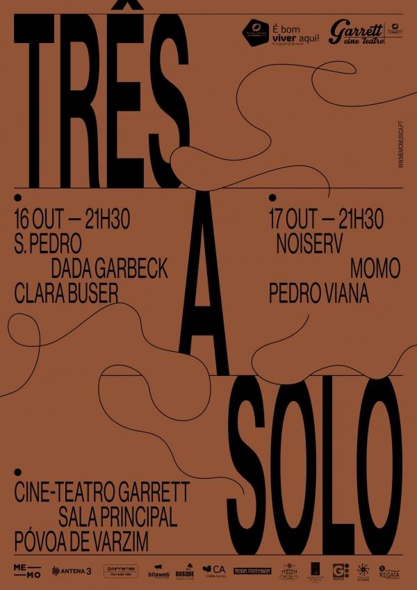 5ª Edição do Festival Três a Solo