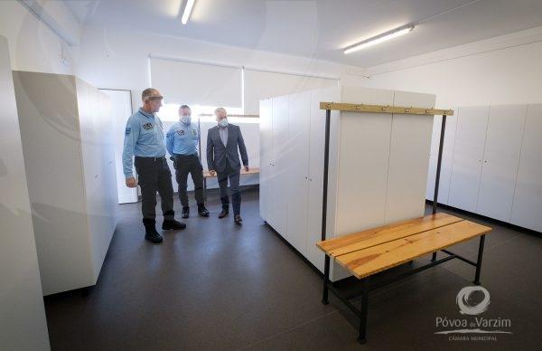 Melhoria das instalações e condições de trabalho da Polícia de Segurança Pública