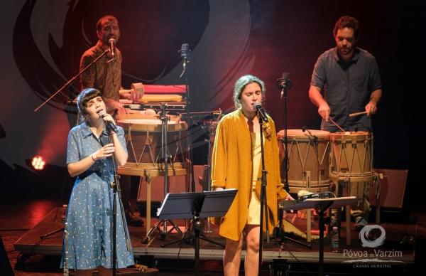 Cine-Teatro Garrett acolheu concerto dos Retimbrar