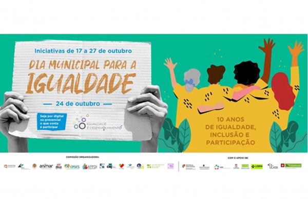 """Dia Municipal para a Igualdade reflete sobre """"A estratégia nacional para a Igualdade de Oportunidade e Não Discriminação"""""""