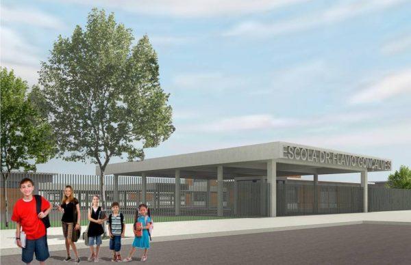 Executivo avança com remodelação da Escola Flávio Gonçalves