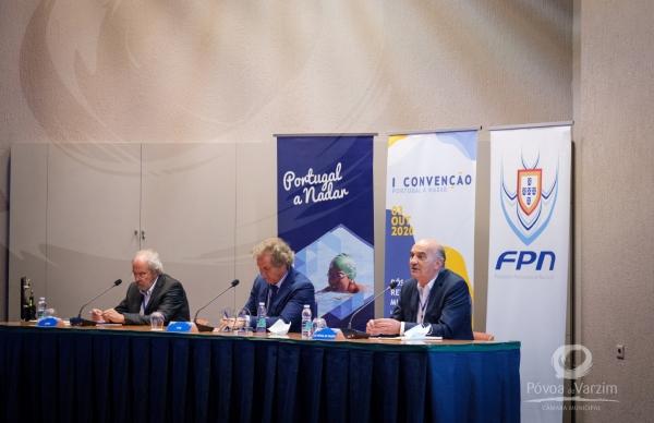 Futuro da natação esteve em debate na Póvoa de Varzim