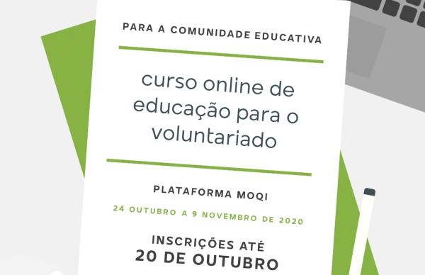 Município da Póvoa de Varzim apoia Educação para o Voluntariado