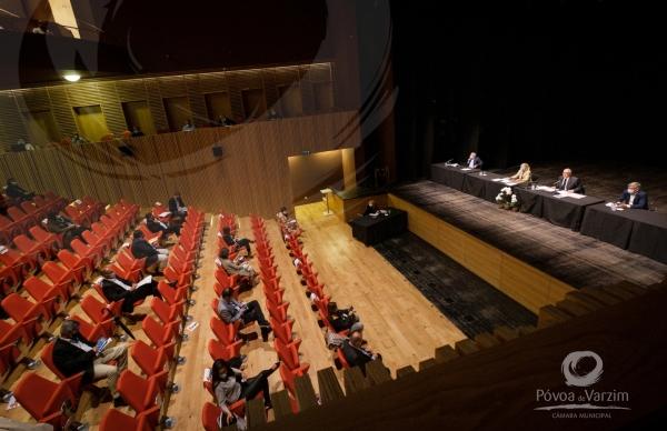 Sessão ordinária da Assembleia Municipal de 01 de outubro de 2020