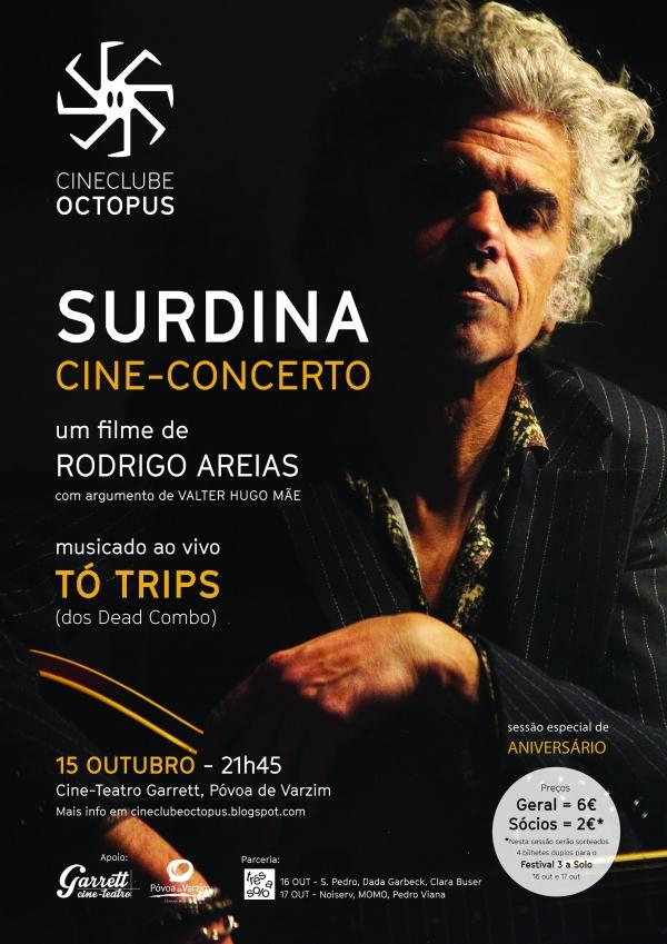 Surdina (Cine-Concerto)