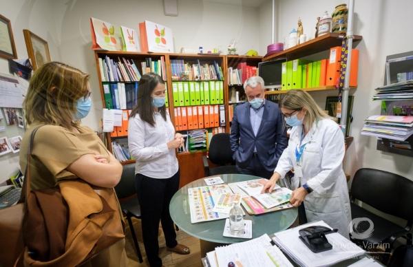 Visita Farmácia Marques Ramalho