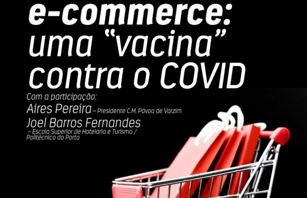 """<strong>e-Commerce: Uma """"Vacina"""" contra o COVID</strong>"""