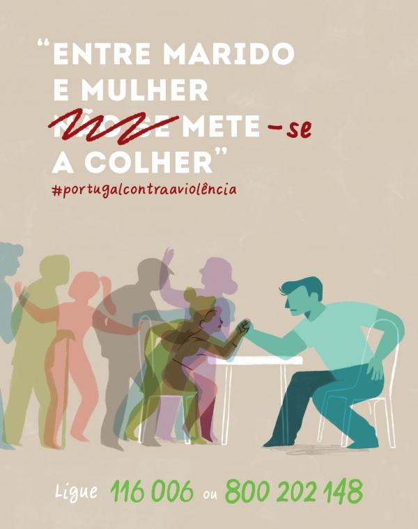 Município assinala Dia Internacional para a Eliminação da Violência contra as Mulheres