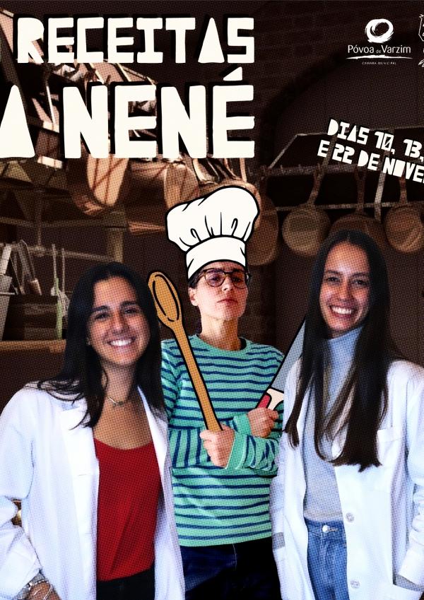 As receitas da Nené
