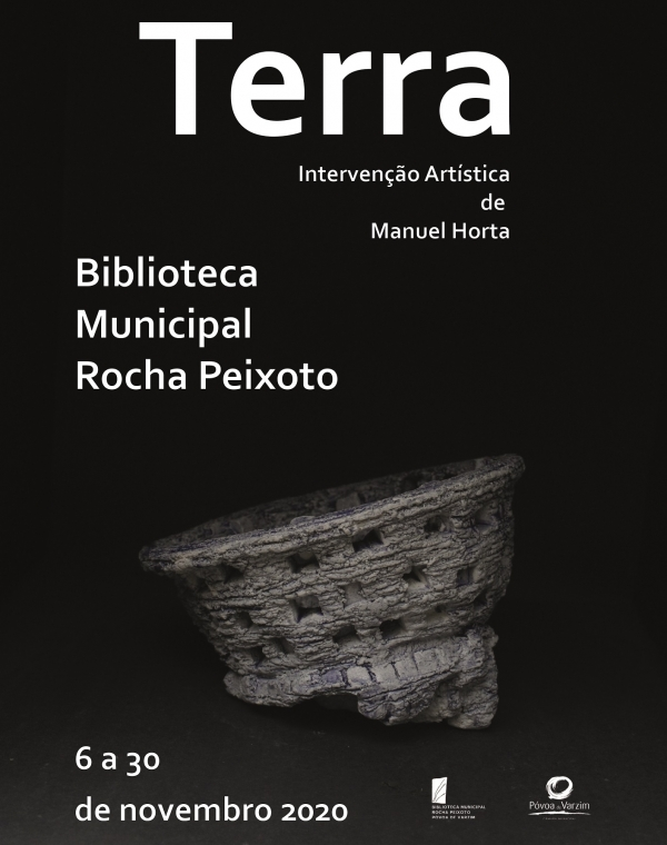 """Terra"": intervenção artística de Manuel Horta"