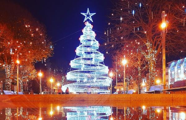 Uma Árvore de Natal não pode ser motivo de divisão