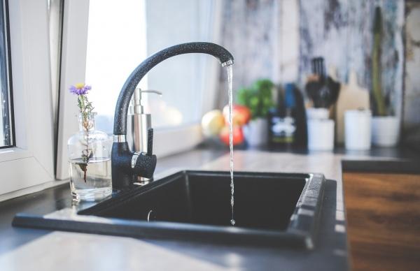 Aviso: interrupção temporária do fornecimento de água