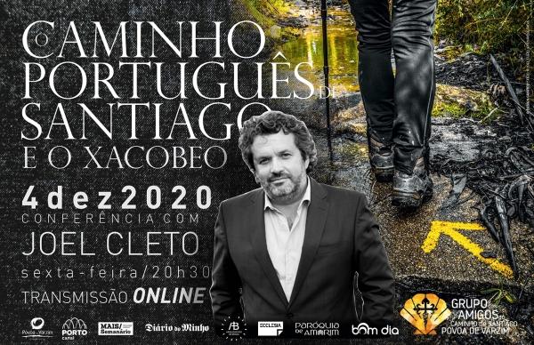 """Conferência """"O Caminho Português de Santiago e o Xacobeo"""""""