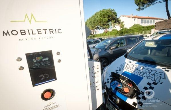 Aberto Concurso Público para instalação de pontos de carregamento elétricos