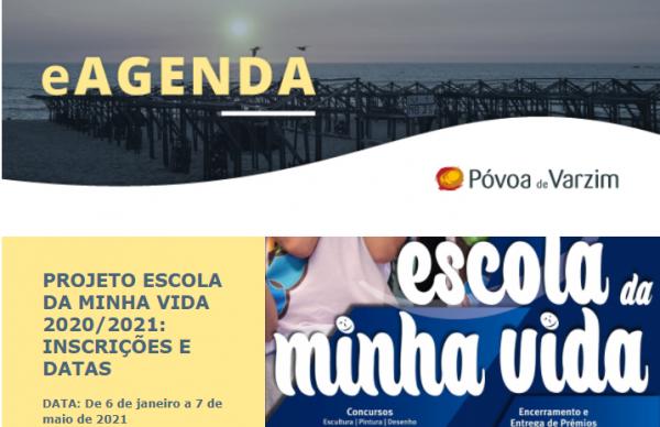 Projeto Escola da Minha Vida 2020/2021: Inscrições e datas