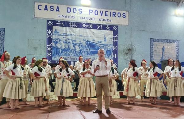 Casa dos Poveiros do Rio celebra 91 anos